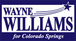 Wayne Williams for Colorado Springs