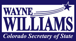 Wayne Williams for Secretary of State